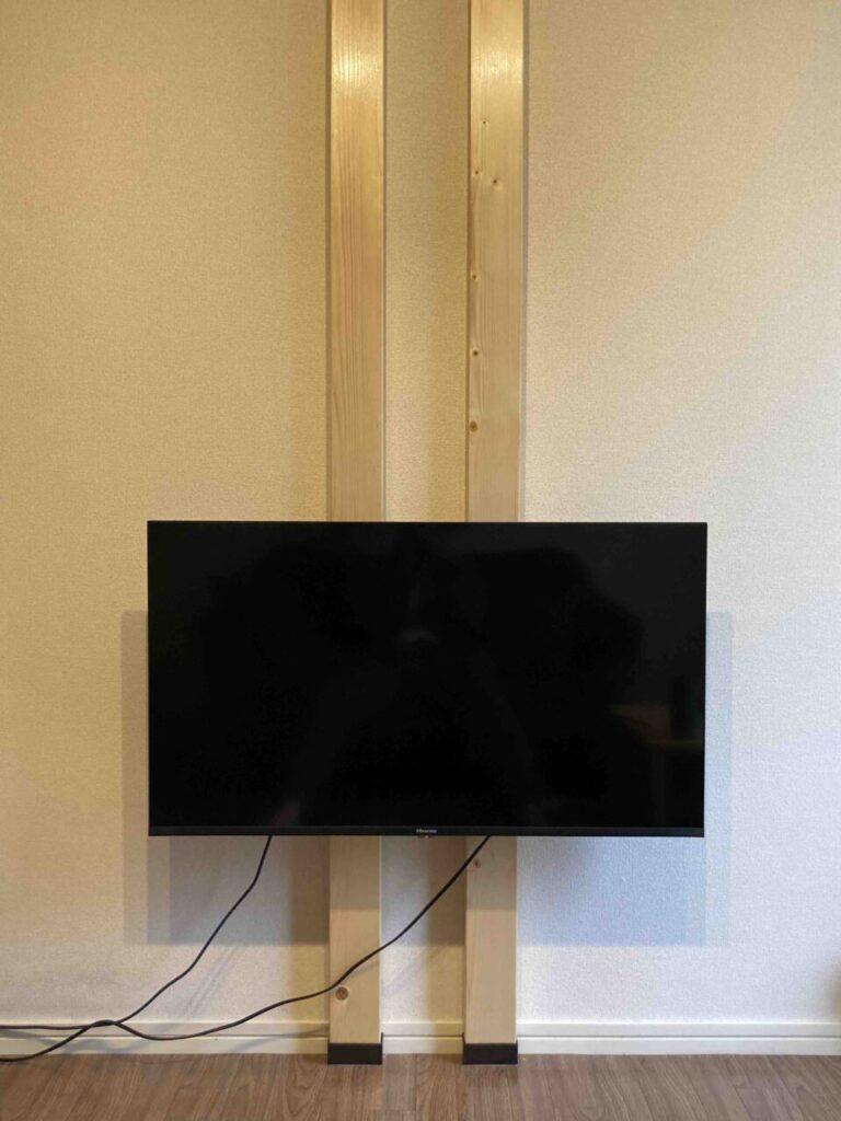 Hisense 40a30g テレビ 壁掛け